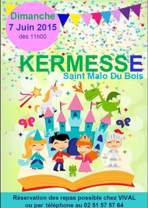 7 Juin : Kermesse