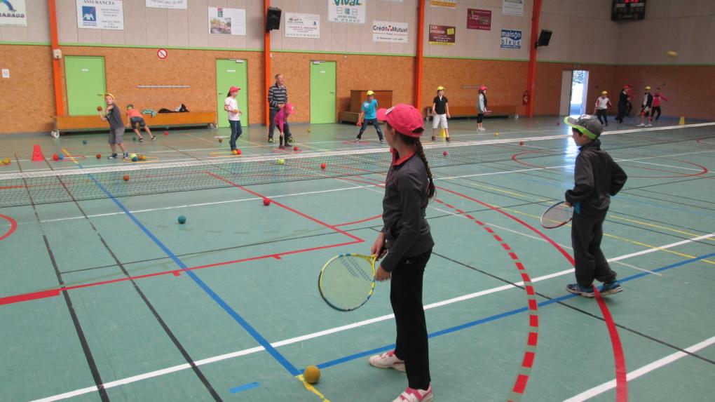 """Matinée """"tennis"""""""