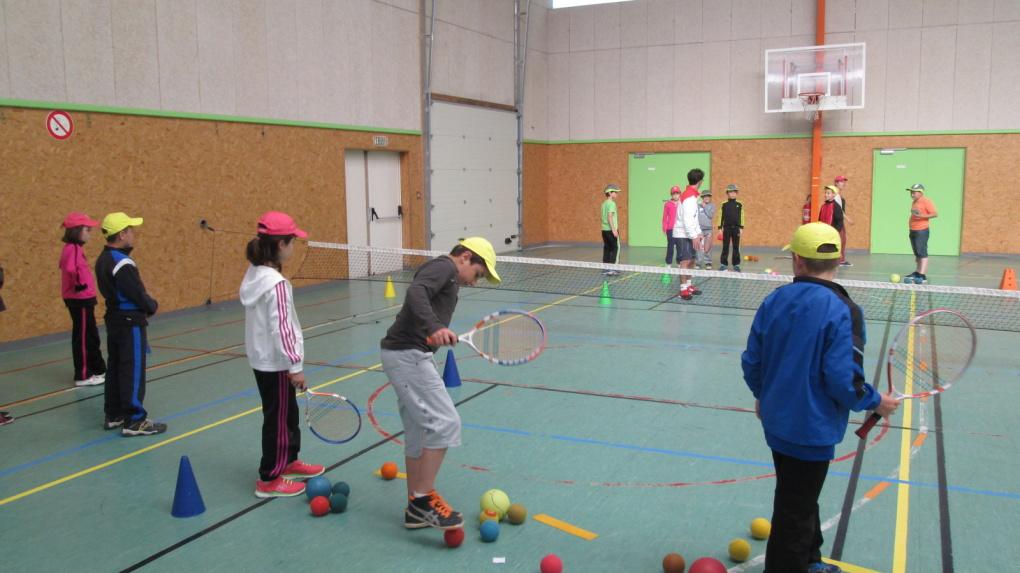 Matinée &quot&#x3B;tennis&quot&#x3B;