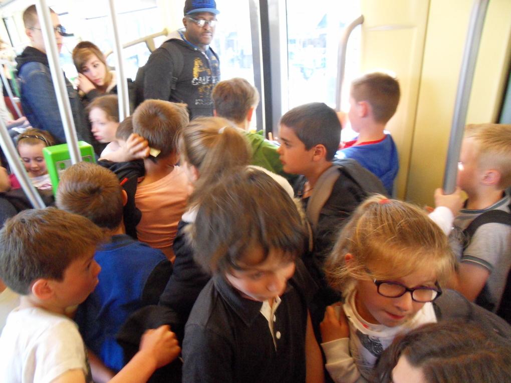 Le voyage à Nantes des CE2